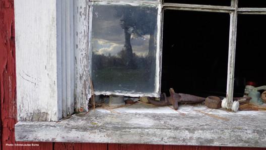 Barn window #3