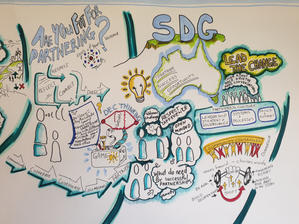 Partnering for the SDGs - a national focus