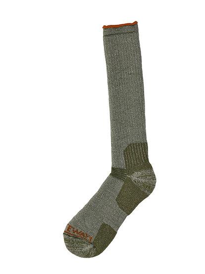 900102001 Ultra kneehigh sock 2149 Olive mélange