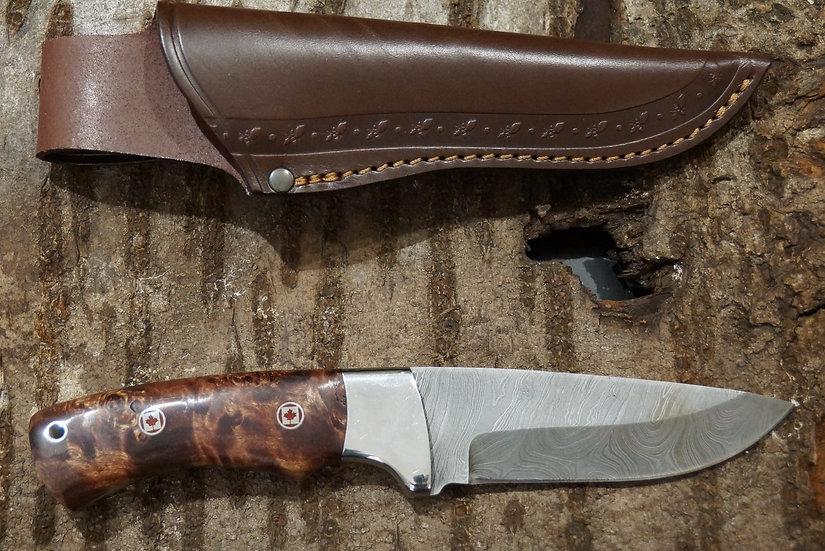 Messer GC 3027 / W Waldflüsterer