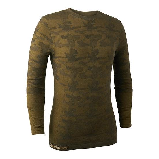 7045 Camou Wool Underwear Shirt 370 DH