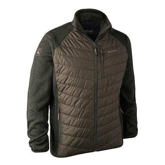 Moor Padded Jacket w. Knit