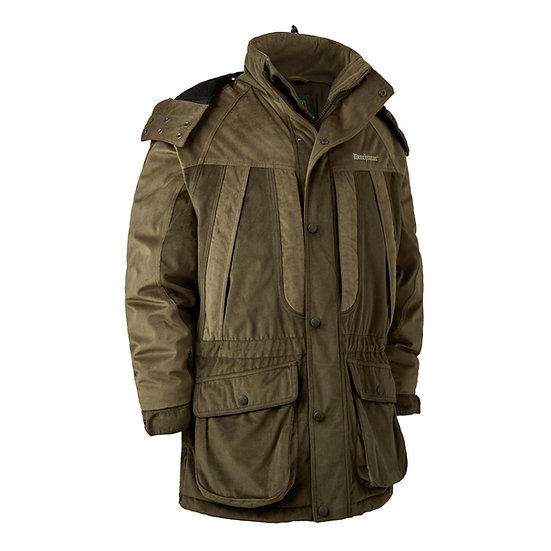 5080  Rusky Silent Jacke  lang Col. 391 DH Peat