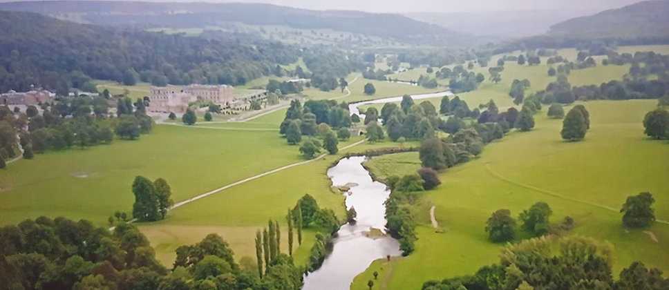 Chatsworth club aerial