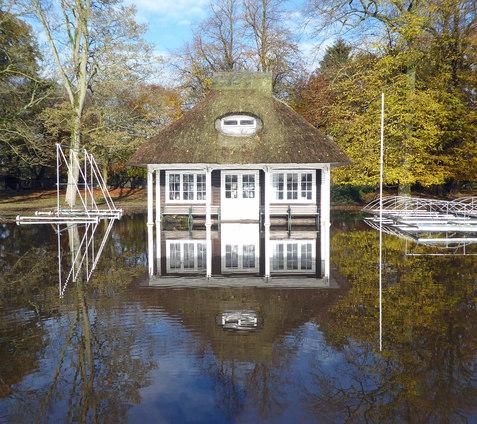 chatsworth flooding pavillion