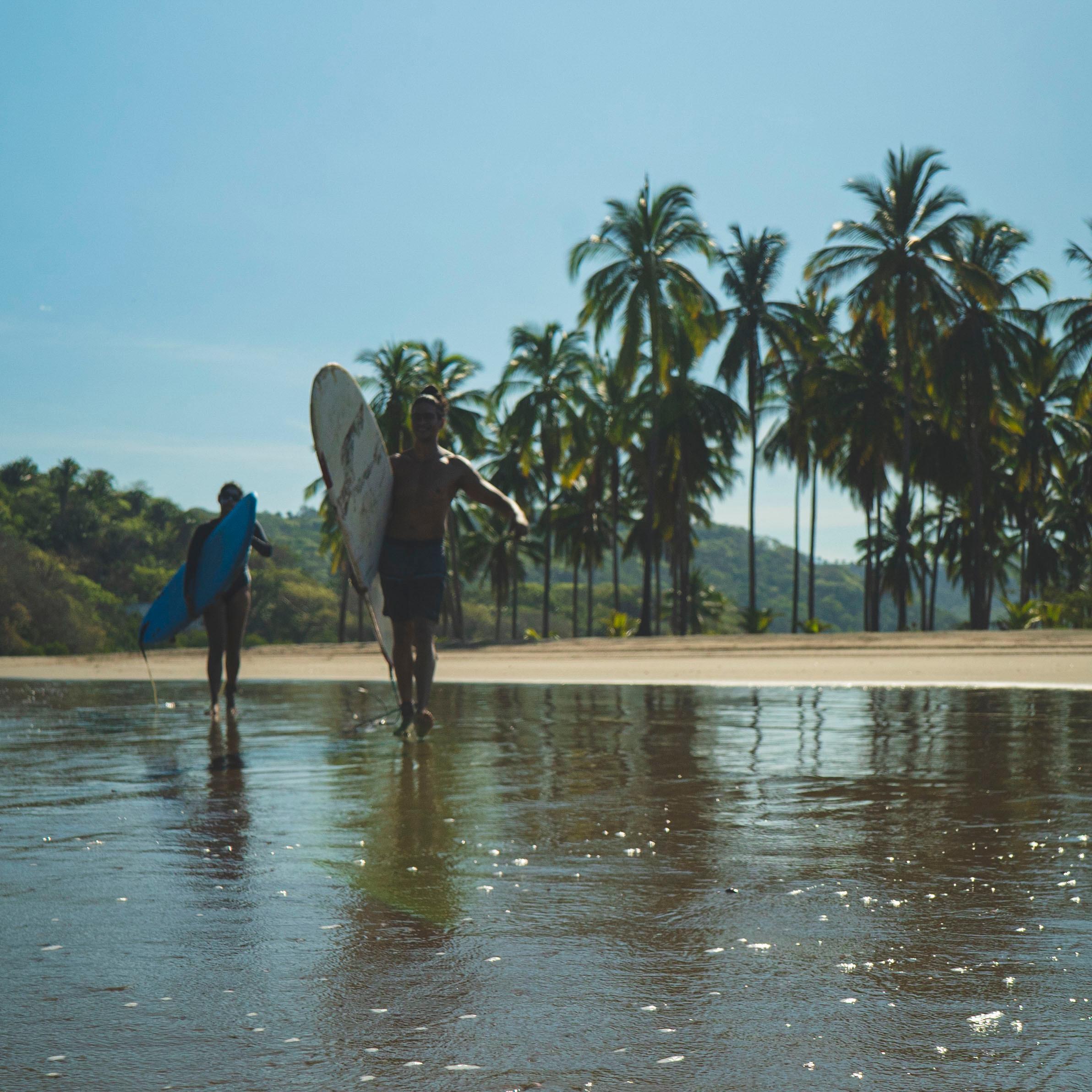 14-Day Surf Camp Escape