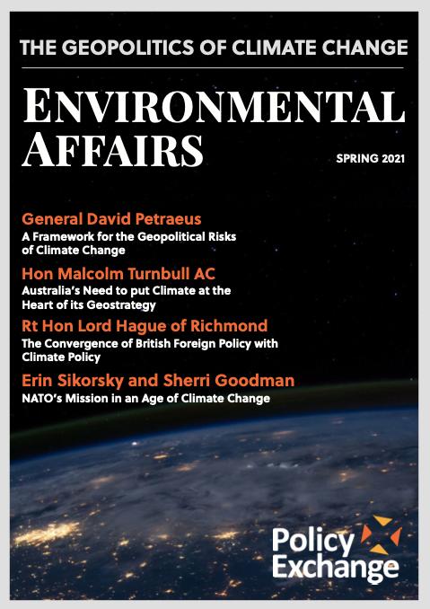 Geopolitical Risk David Petraeus William Hague Malcolm Turnbull Sherri Goodman Erin Sikorsky