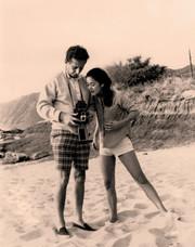 Tony and Alberta de Jetley 1968