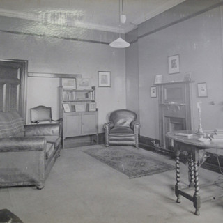 Officers' Mess Senior Officers Accommodation