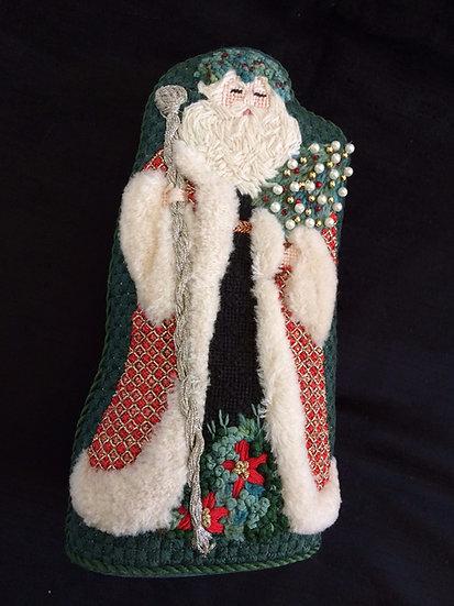 Christmas Elegance Santa - S0026