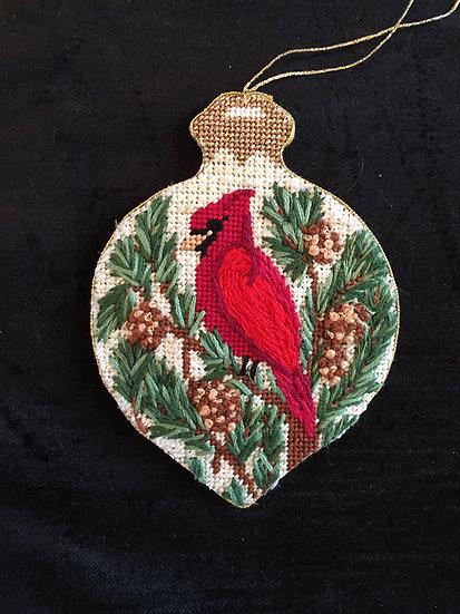 Ickes Cardinal Bulb - Z105