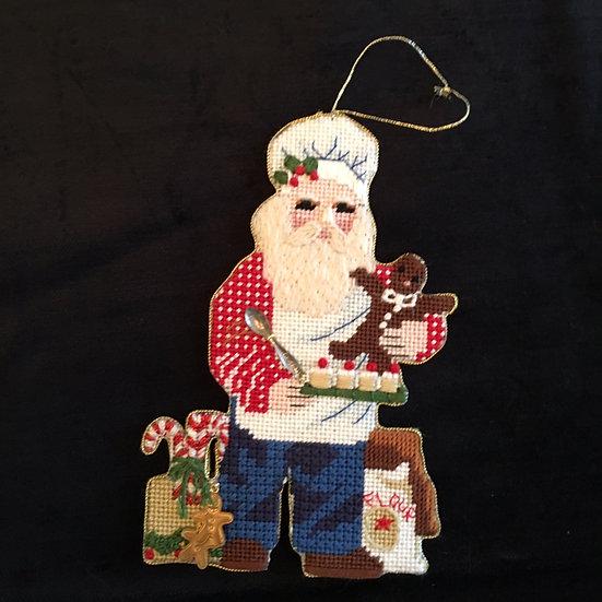 Christmas Chef Santa - S0031