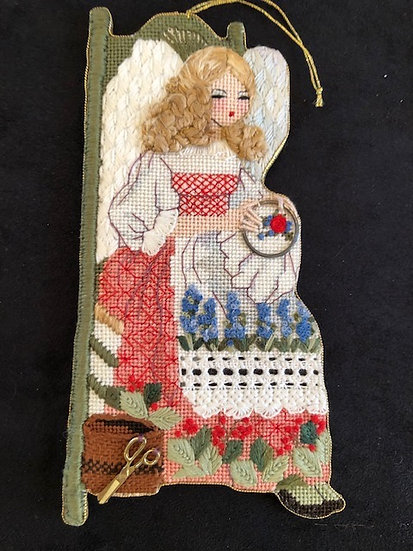 Rosemary, the Stitching Angel -AD002