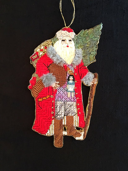The Colonial Santa - S0019