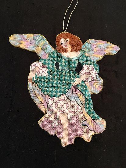 2001 Christmas Angel - B369