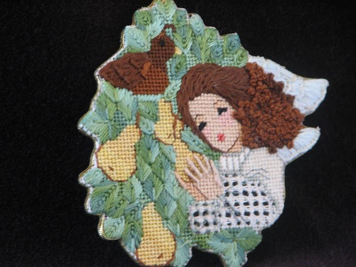 Partridge in a Pear Tree - DC01