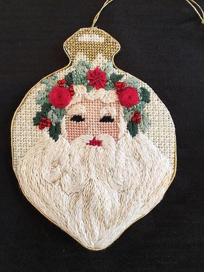Ickes Santa Bulb - Z101