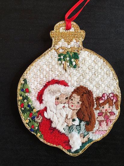 I saw mommy kissing Santa - Z114