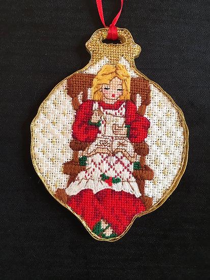 Christmas Stitching - Z113