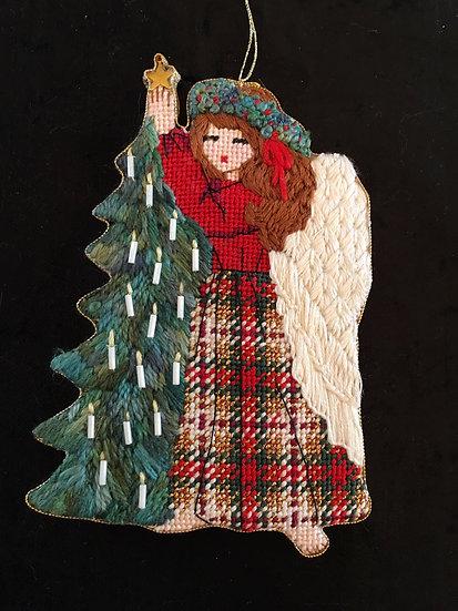 1998 Christmas Angel - B355