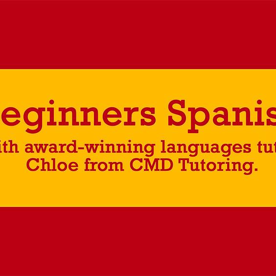 Skills Workshop - Beginners Spanish