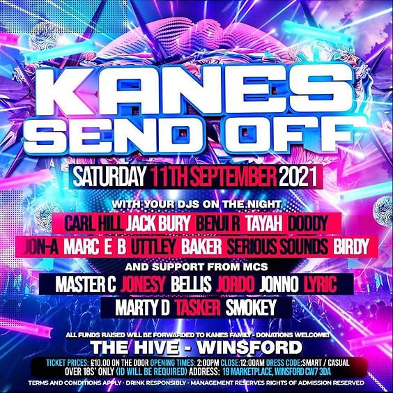 Kane's Send Off