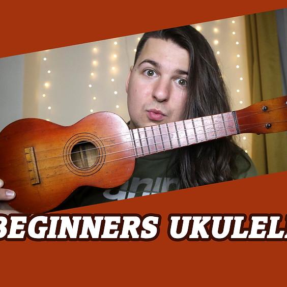 Skills Workshop - Beginners Ukulele
