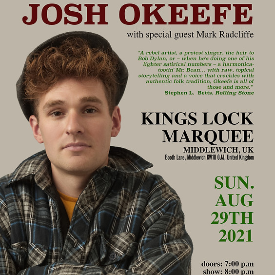 Josh Okeefe