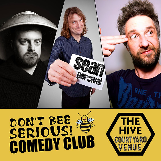 Don't Bee Serious! Comedy Club