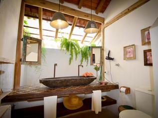 Banheiro Trancoso House Boutique Pousada