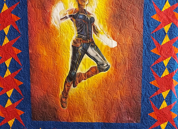 Captain Marvel: The Chalk Girl Exclusive
