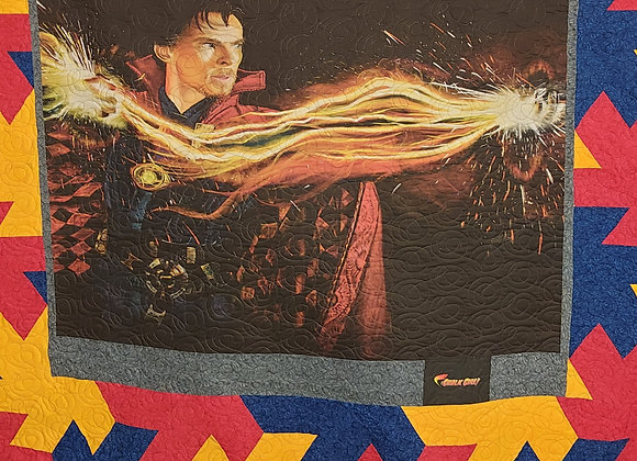 Dr. Strange: The Chalk Girl Exclusive
