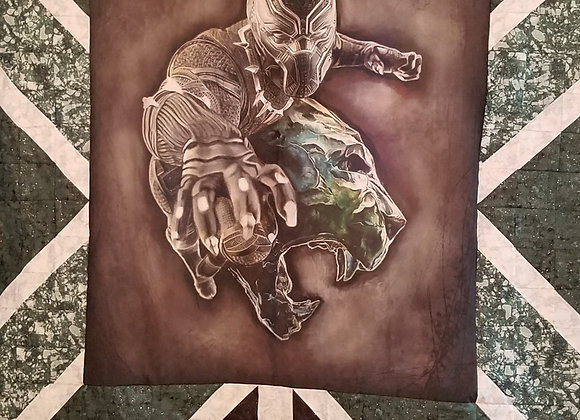 Black Panther: The Chalk Girl Exclusive