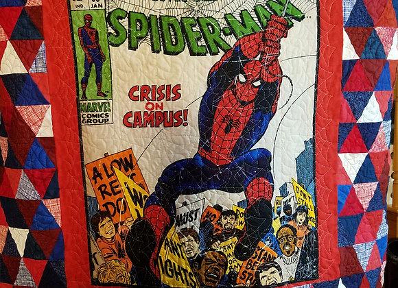 Spiderman Classic Cover