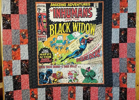 Black Widow, Classic and Modern