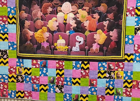 Peanuts, Popcorn, & a Movie
