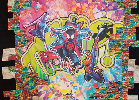 Spiderverse Breakout: The Chalk Girl Exclusive