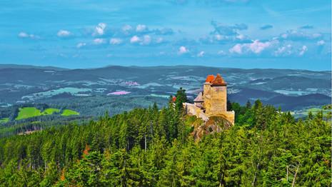 Poznáte české hrady a zámky?