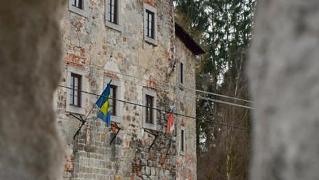 Soukromý hrad Vildštejn: hradní duch i prázdná kasa