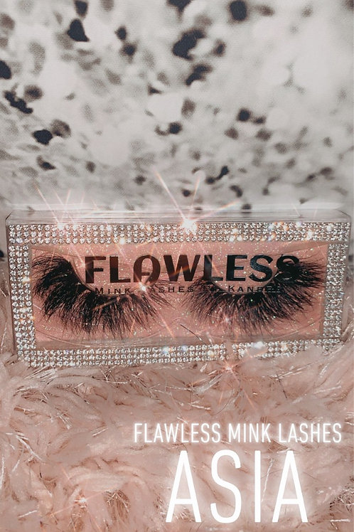 """Flawless Mink Lashes """"ASIA"""""""
