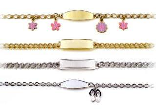 Youth ID Bracelets