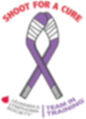 Shoot For A Cure Leukemia & Lymphoma Society Team In Training Logo