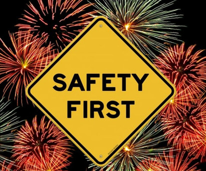 Safety First When Using Fireworks