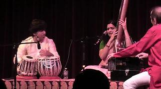 Khayal in Madhubanti: Music Circle, LA