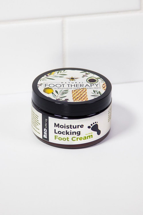 Natural Foot Therapy Moisture Locking Cream