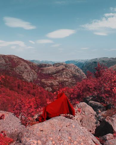 Cloak Of The Mountain