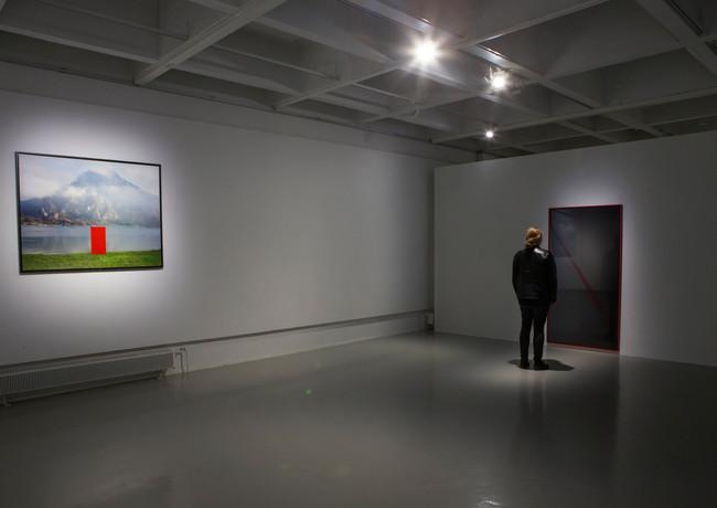Gateway, 2014  Diasec, framed  155x125 cm  Edition of 5 + 2 AP Beyond The Wall, 2017 Diasec, framed 209,5 x 110 cm Edition of 5 + 2 AP