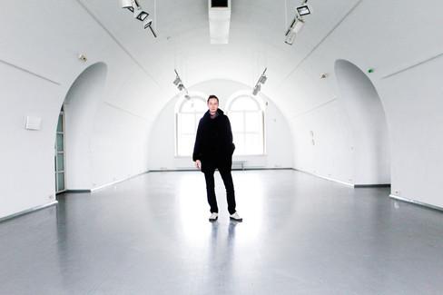 Virolaistaiteilija Kristina Norman, 05/2012 Rainer Paananen, HS