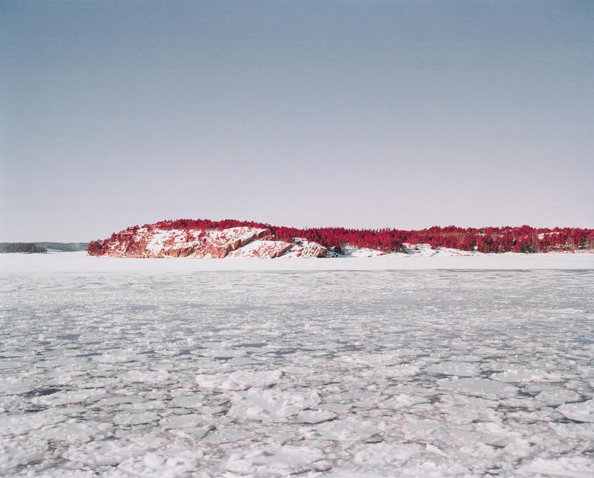Infrared Island