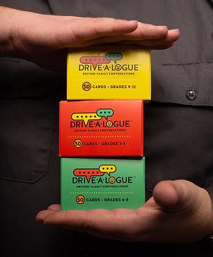 Drive-A-Logue Card Deck